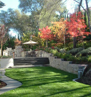 Landscaping developcomplete commercial landscape plan for Commercial landscape design